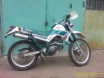 Yamaha Serow - 2002 г.в