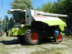 Claas Lexion 480 Evolution - 2003 г.в