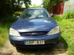 Ford Mondeo (ФОРД) - 2002 г.в