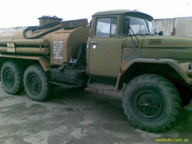 Продажа ЗИЛ 131 , Грузовик - бензовоз, фото #1