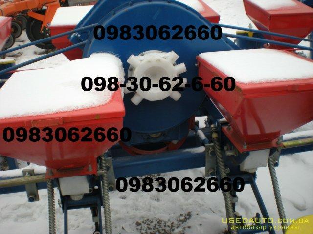 Продажа Пневматическая сеялка СПЧ-8, СПЧ СПЧ-6 , Сеялка сельскохозяйственная, фото #1
