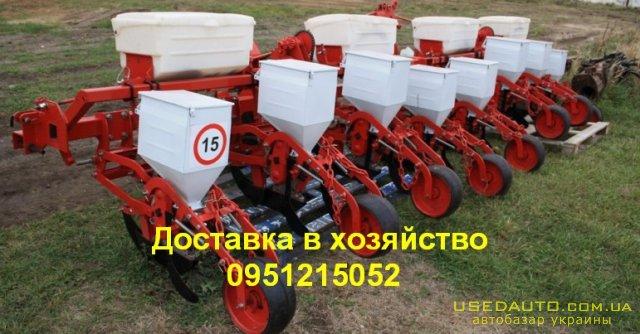 Продажа СУПН 6  , Сеялка сельскохозяйственная, фото #1