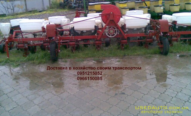 Продажа Сеялка СУПН 8  , Сеялка сельскохозяйственная, фото #1