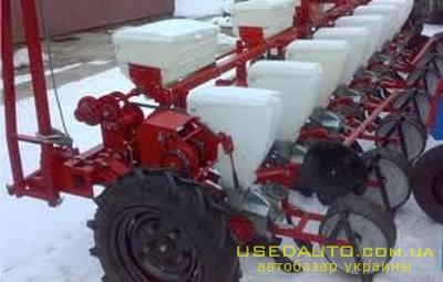 Продажа Сеялка Веста 8(УПС)   , Сеялка сельскохозяйственная, фото #1