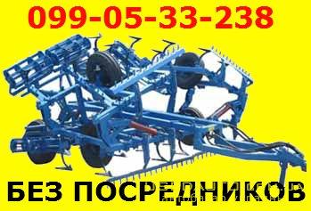 Продажа Культиваторы. Культиватор КПП-8 , Сельскохозяйственный трактор, фото #1