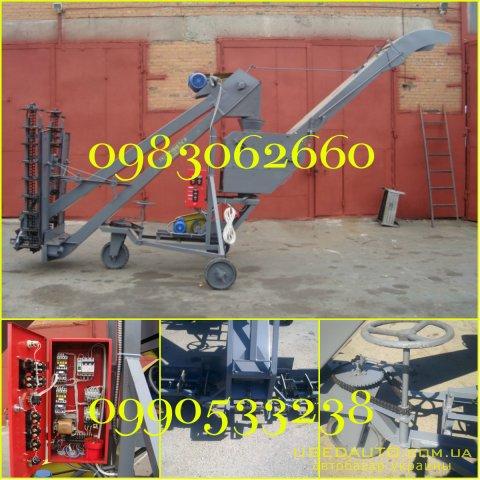 Продажа ЗЕРНОМЕТАТЕЛЬ ЗМ - 60 скребковый  , Сельскохозяйственный трактор, фото #1