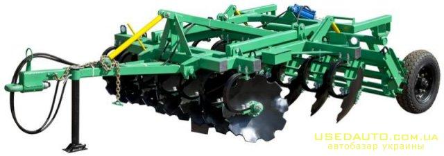 Продажа Агрегат почвообрабатывающий АГРП- 2,7-20 , Сельскохозяйственный трактор, фото #1