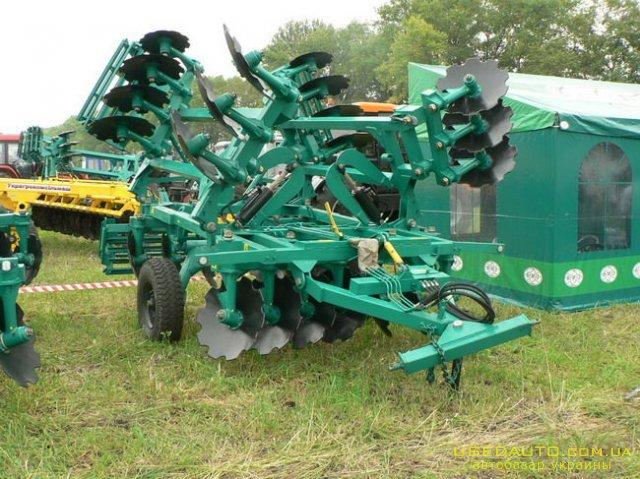 Продажа Борона УДА-5,2-20 , Сельскохозяйственный трактор, фото #1
