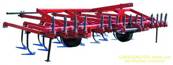 Продажа Культиватор навесной КПГН-14  , Сельскохозяйственный трактор, фото #1