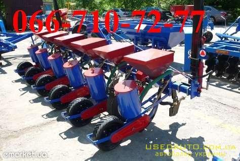Продажа Сеялка СПЧ 8  , Сельскохозяйственный трактор, фото #1