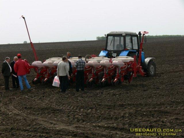 Продажа CЕЯЛКА ВЕГА 6 ПРОФИ  , Сельскохозяйственный трактор, фото #1