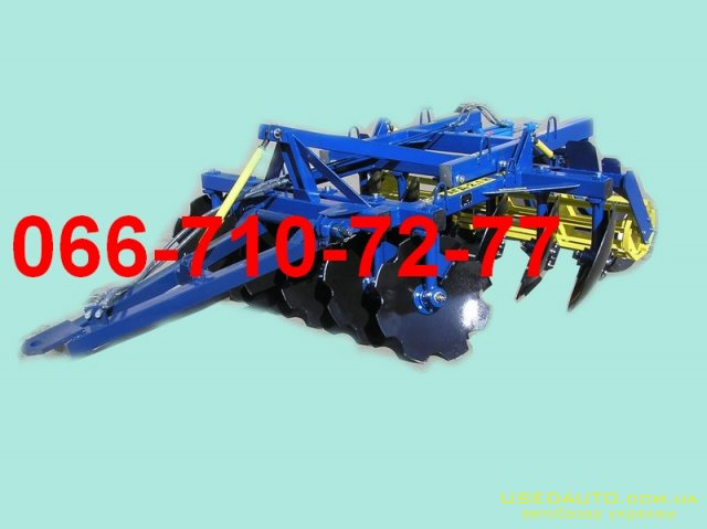 Продажа ДИСКОВАЯ БОРОНА АГД-2.1Н  , Сельскохозяйственный трактор, фото #1