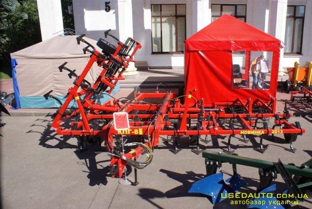 Продажа КУЛЬТИВАТОР КПГ-8  , Сельскохозяйственный трактор, фото #1