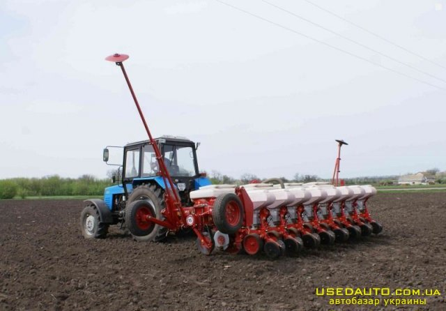 Продажа СЕЯЛКА ВЕГА 8 ПРОФИ  , Сельскохозяйственный трактор, фото #1