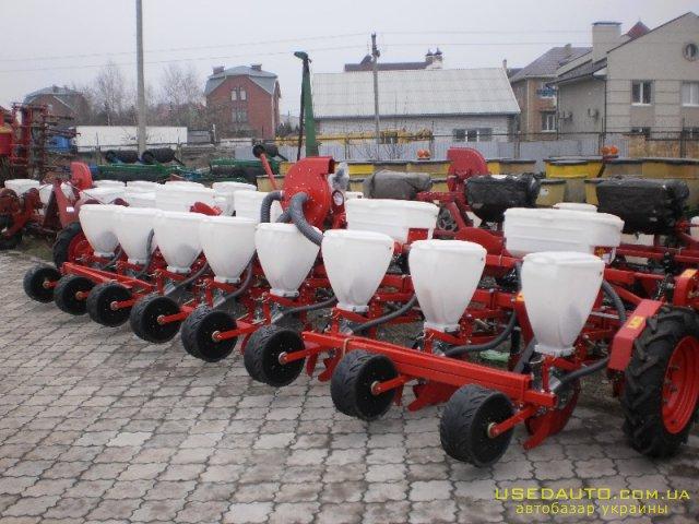Продажа Сеялка Веста 8  , Сельскохозяйственный трактор, фото #1