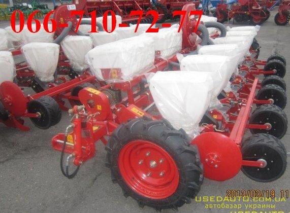 Продажа Сеялка Веста-8  , Сеялка сельскохозяйственная, фото #1
