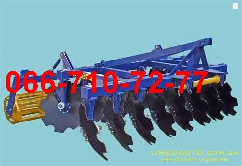 Продажа Борона АГД-2.8  , Сельскохозяйственный трактор, фото #1