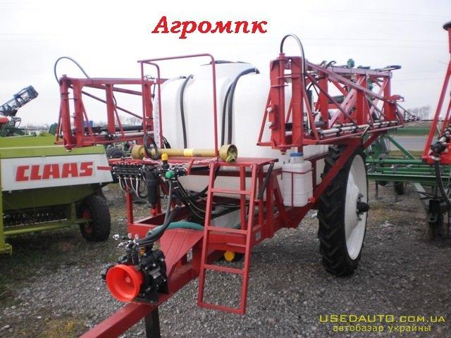 Продажа Опрыскиватель  ОРП-2000/18  , Распылитель сельскохозяйственный, фото #1