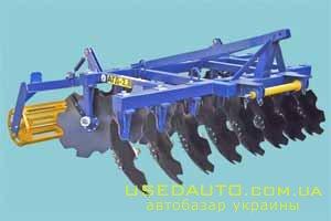 Продажа агрегат дисковый АГД-2.8  , Сеялка сельскохозяйственная, фото #1