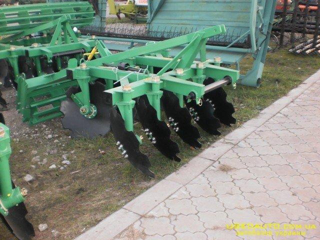 Продажа Дисковая борона АГ  , Сельскохозяйственный трактор, фото #1