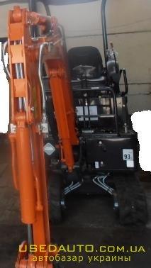 Продажа HITACHI ZAXIS ZX17U-2 YLR , Эксковатор, фото #1