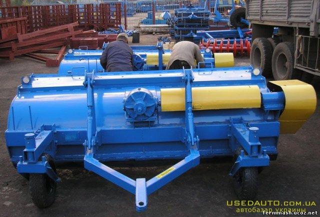 Продажа Мульчирователи МР-2.7, МР-5.4  , Сельскохозяйственный трактор, фото #1