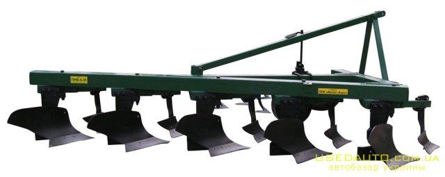 Продажа плуг навесной ПНВ-5-35  , Сеялка сельскохозяйственная, фото #1