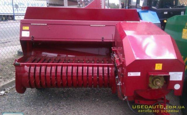 Продажа подборщик тюковой TUKAN 1600 ППТ-041 , Сельскохозяйственный трактор, фото #1