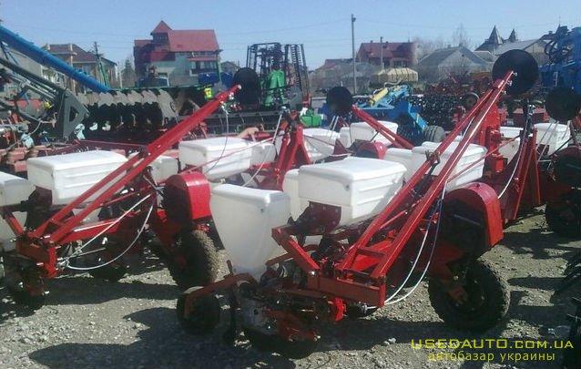 Продажа CЕЯЛКА ТОЧНОГО ВЫСЕВА СУПН-8  , Сельскохозяйственный трактор, фото #1