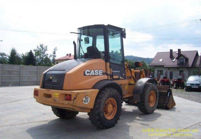 Продажа CASE 221 E , Погрузчик, фото #1