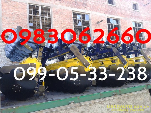 Продажа       Навесные и прицепные : АГД , Сельскохозяйственный трактор, фото #1
