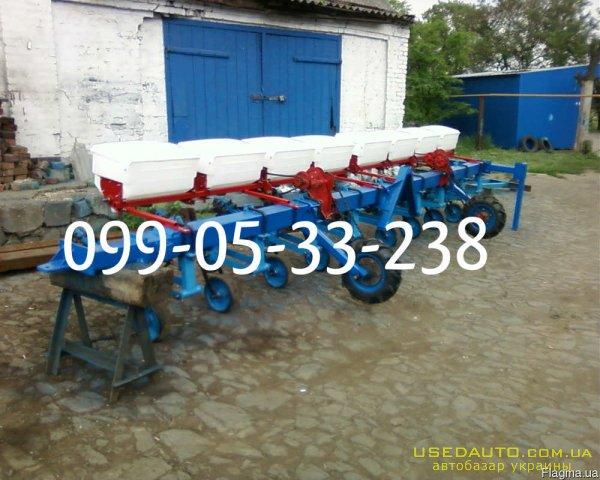 Продажа     Культиватор пропашной крнв  , Сеялка сельскохозяйственная, фото #1