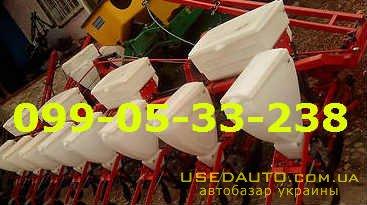 Продажа сеялка СУПН      -6-8  , Сеялка сельскохозяйственная, фото #1