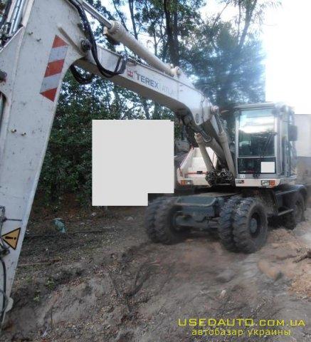 Продажа ATLAS 1306 M , Эксковатор, фото #1