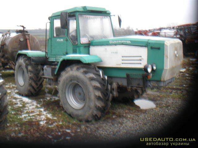 Продажа ХТА-200  , Сельскохозяйственный трактор, фото #1