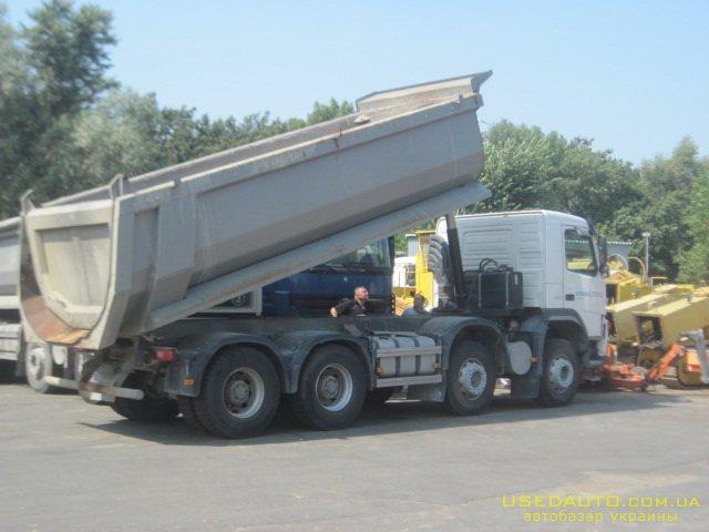 Продажа VOLVO FM 400   (8x4) , Самосвальный грузовик, фото #1