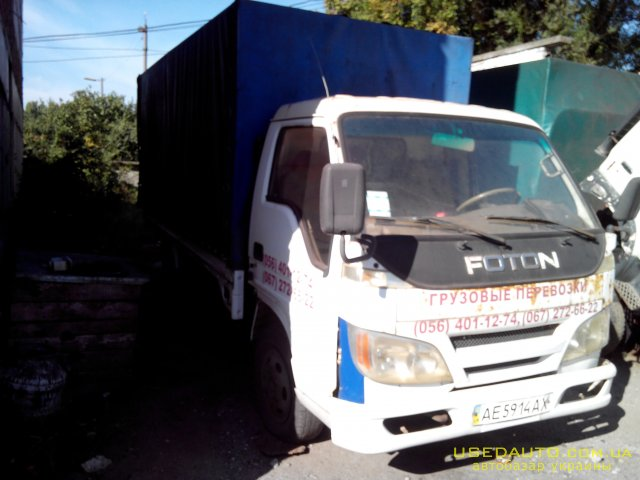 Продажа FOTON 1043 , Тентованый грузовик, фото #1