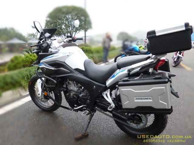 Продажа ZONGSHEN Zongshen ZS250GY-3 , Кроссовй мотоцикл, фото #1