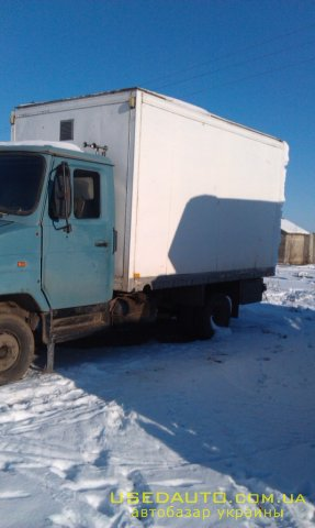 Продажа ЗИЛ 5301 , Изотермический грузовик, фото #1