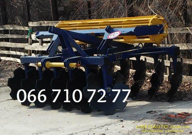 Продажа Дискаторы АГД-2.5Н  , Сельскохозяйственный трактор, фото #1