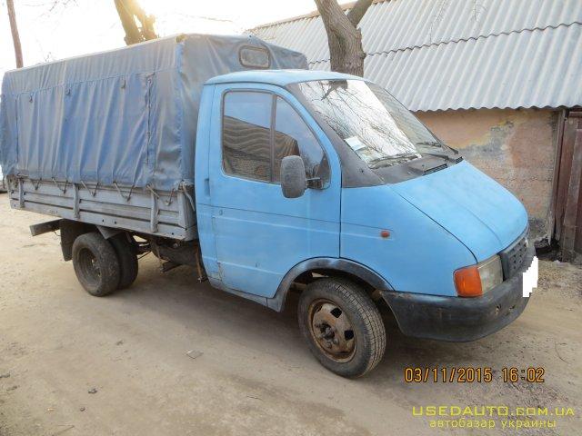 Продажа ГАЗ 3302 Газель , Тентованый грузовик, фото #1