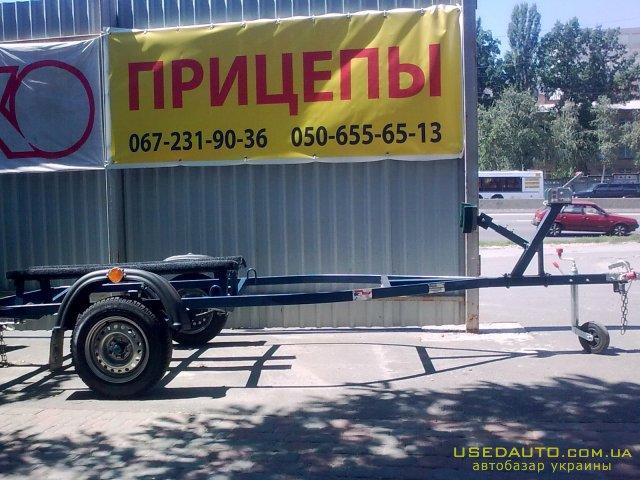 Продажа ПГМФ 8902 , Бортовой прицеп, фото #1