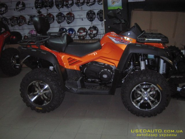 Продажа CF MOTO ZFORCE , Квадроцикл, фото #1