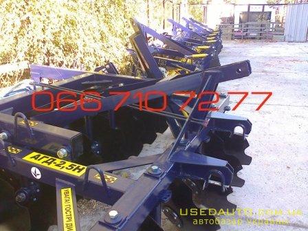 Продажа Дискатор-борона АГД-2.1  , Распылитель сельскохозяйственный, фото #1