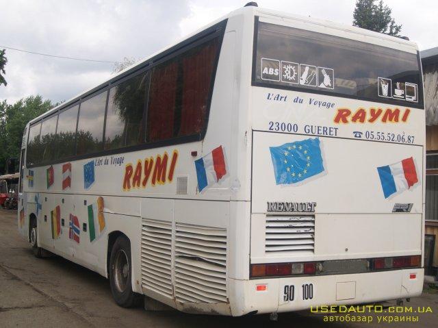 Продажа RENAULT GTX  разборка (РЕНО), Междугородный автобус, фото #1