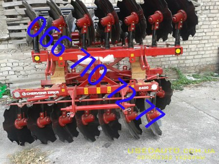 Продажа Оборотная дисковая борона Паллада 2400-001 , Сеялка сельскохозяйственная, фото #1