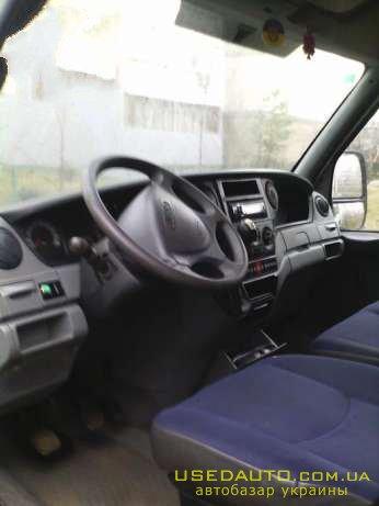 Продажа IVECO Daily , Грузовой микроавтобус, фото #1