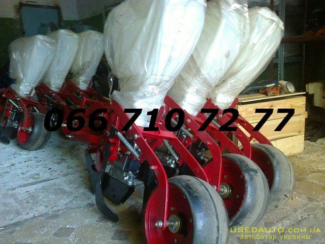 Продажа на супн-8 секции  , Сеялка сельскохозяйственная, фото #1