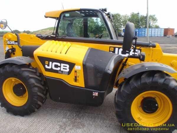 Продажа JCB 535-95 Agri , Эксковатор, фото #1
