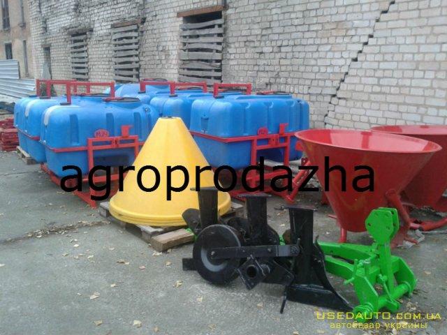 Продажа Плуги 3х корпусные  , Сельскохозяйственный трактор, фото #1